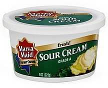 sour cream Marva Maid Nutrition info