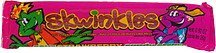 sour strawberry candy straws Skwinkles Nutrition info