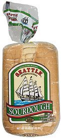 sourdough bread Seattle International Nutrition info