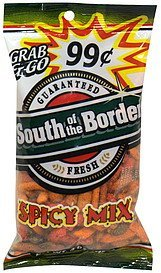 south of the border spicy mix Terri Lynn Nutrition info