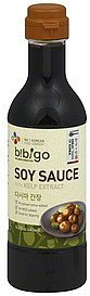 soy sauce with kelp extract bibigo Nutrition info