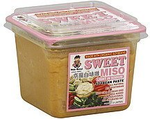 soybean paste sweet miso Miko Nutrition info