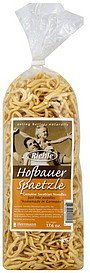 spaetzle hofbauer Riehle Nutrition info