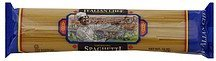 spaghetti enriched long Italian Chef Nutrition info