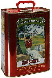 spanish olive oil Carbonell Nutrition info
