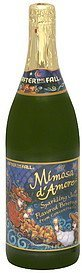 sparkling juice mimosa d'amore After the Fall Nutrition info