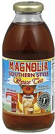 spice tea southern style Magnolia Nutrition info