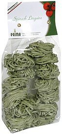 spinach linguine Prima Nutrition info