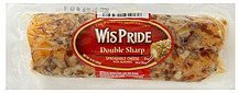 spreadable cheese double sharp Wis Pride Nutrition info