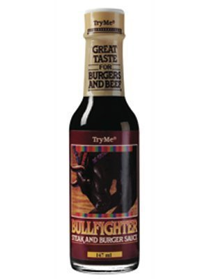 steak and burger sauce bullfighter Try Me Nutrition info
