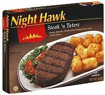 steak 'n taters Night Hawk Nutrition info