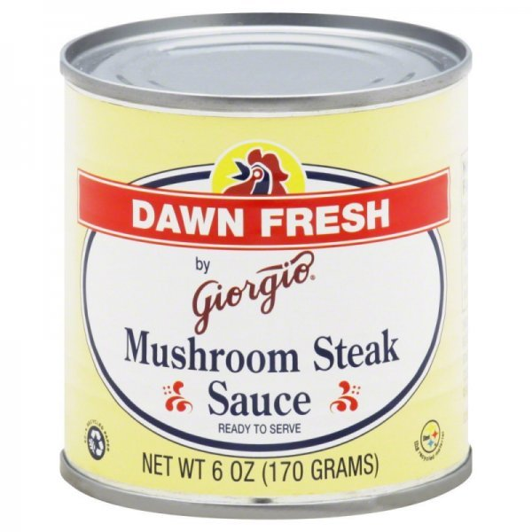 steak sauce mushroom Dawn Fresh Nutrition info