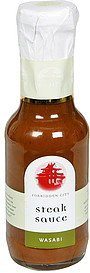 steak sauce wasabi Forbidden City Nutrition info