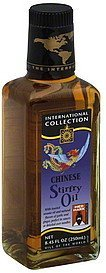 stirfry oil chinese International Collection Nutrition info
