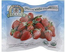 strawberries whole Village Grown Organic Nutrition info