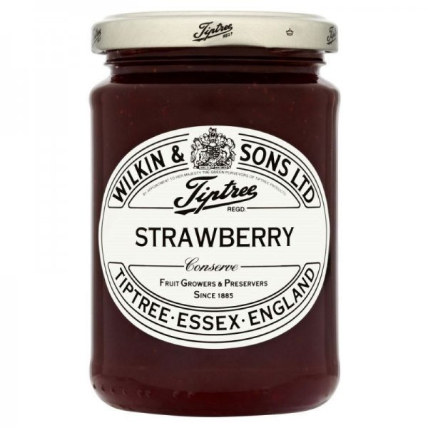 strawberry conserve Tiptree Nutrition info