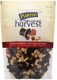 strawberry fields blend Planters Nutrition info