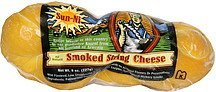 string cheese smoked Sun-Ni Nutrition info