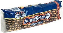 stripped delites cookies Paskesz Nutrition info