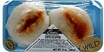 stuffed cod supreme Sonoma Seafoods Nutrition info