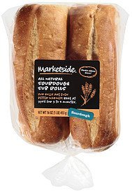 sub rolls sourdough Marketside Nutrition info