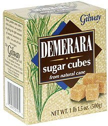 sugar cubes Gilway Nutrition info