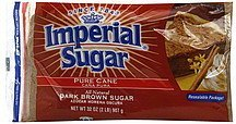 sugar dark brown Imperial Nutrition info