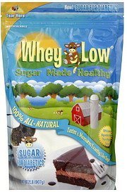 sugar for diabetics Whey Low Nutrition info