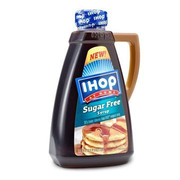 sugar free syrup IHOP At Home Nutrition info