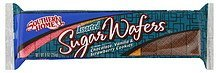 sugar wafers assorted Southern Home Nutrition info