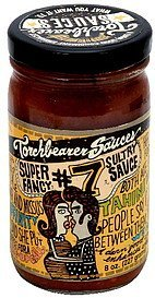 sultry sauce super fancy, no.7 Torchbearer Sauces Nutrition info