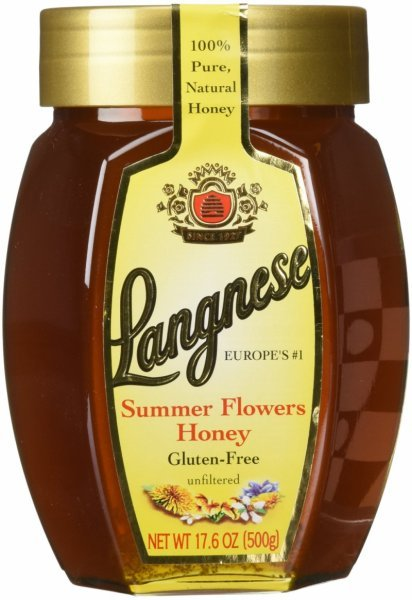 summer flowers honey Langnese Nutrition info