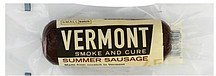 summer sausage Vermont Smoke and Cure Nutrition info