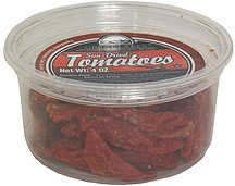 sun-dried tomatoes Great Lakes Nutrition info