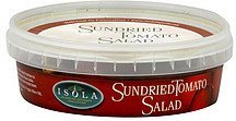 sundried tomato salad Isola Nutrition info