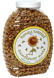 sunflower nuts honey toasted Sunflower Food & Spice Company Nutrition info