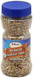 sunflower seeds dry roasted Hy Tops Nutrition info