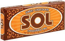 sweet chocolate Sol Nutrition info