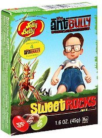 sweet rocks mix the ant bully Jelly Belly Nutrition info