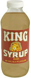 syrup golden King Nutrition info