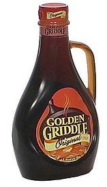 syrup original Golden Griddle Nutrition info