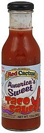 taco sauce america's sweet Red Cactus Nutrition info