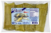 tamale humita, with cheese Rio Grande Nutrition info