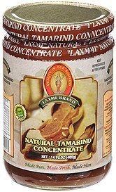 tamarind concentrate natural Laxmi Brand Nutrition info