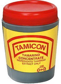 tamarind concentrate Tamicon Nutrition info