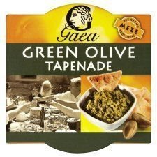 tapenade green olive Gaea Nutrition info