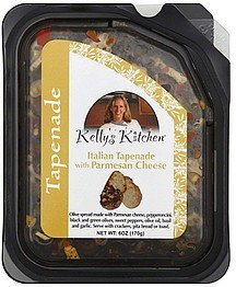 tapenade italian, with parmesan cheese Kellys Kitchen Nutrition info