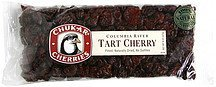 tart cherry columbia river Chukar Cherries Nutrition info