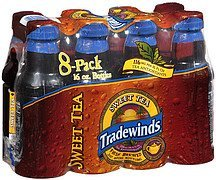 tea sweet Tradewinds Nutrition info