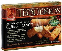 tequenos Delicious Bite Nutrition info